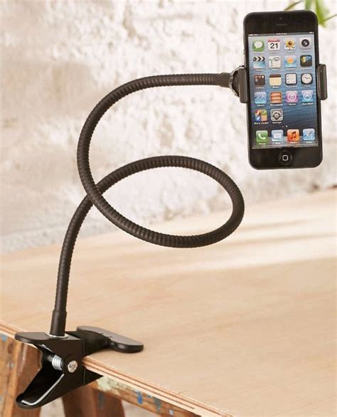 iphone holder for bed 15 genius iphone accessories that ll help declutter your