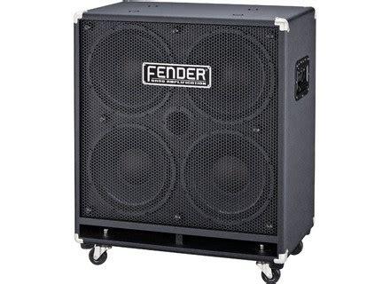 fender rumble 410 cabinet v3 review fender rumble 410 cabinet image 1471760 audiofanzine