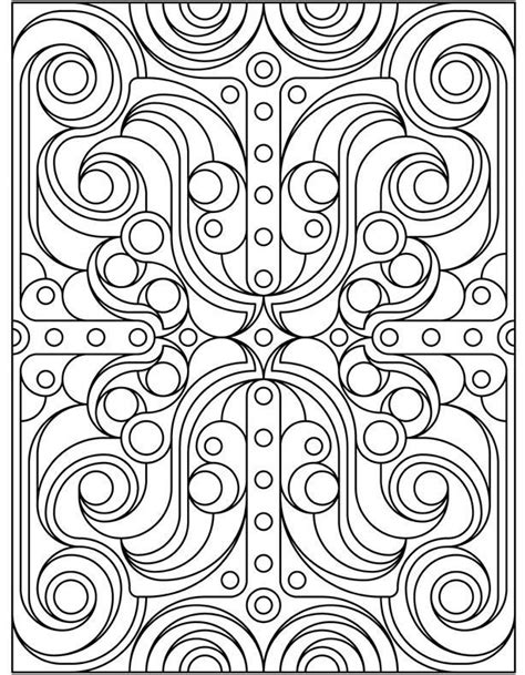 geometric coloring pages animals geometric animal coloring pages kids coloring home