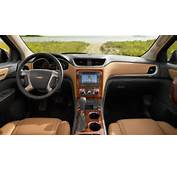 2015 Traverse Mid Size SUV Interior Pictures  Chevrolet