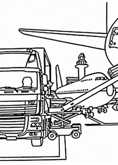 box truck coloring page truck coloring pages for kids big collection coloring
