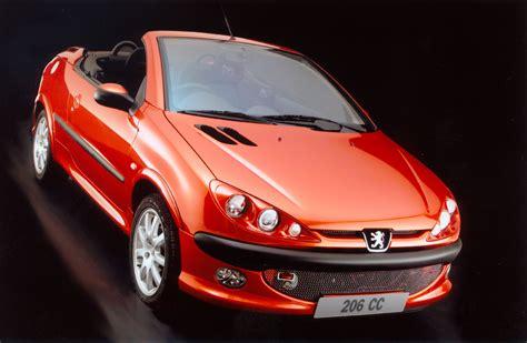 peugeot automatic cars peugeot 206 cc specs 2001 2002 2003 2004 2005 2006