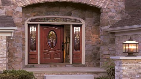glass entry doors residential modern exterior door glass