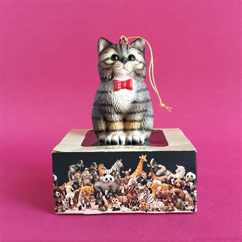 cat house christmas ornament 1000 images about harvey cat figurines on