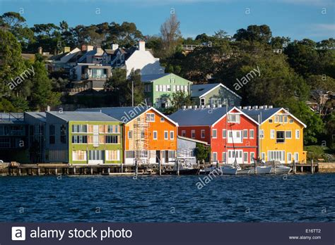 houses to buy sydney australia sydney australia nsw new south wales harbour harbor water east stock photo royalty