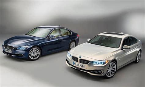 Bmw 3er Vs 4er Gran Coupe bmw 3er vs 4er gran coupe vergleich zwischen 320i und