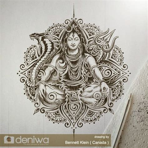 awesome lord shiva tattoo design art gallery