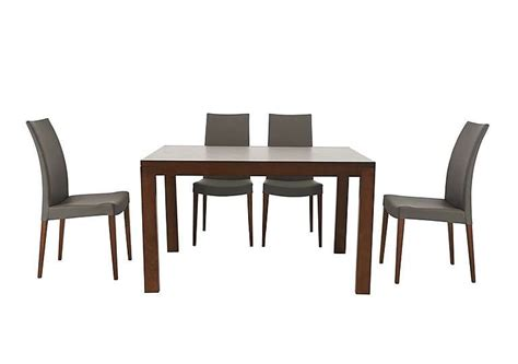 smart dining table smart extending dining table with 4 chairs calligaris