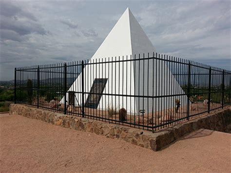 did you know: hunt's tomb pyramid is in papago park   kjzz
