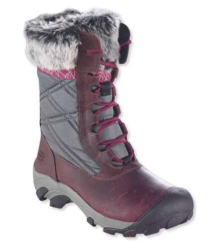 llbean winter boots s keen hoodoo iii winter boots free shipping at l
