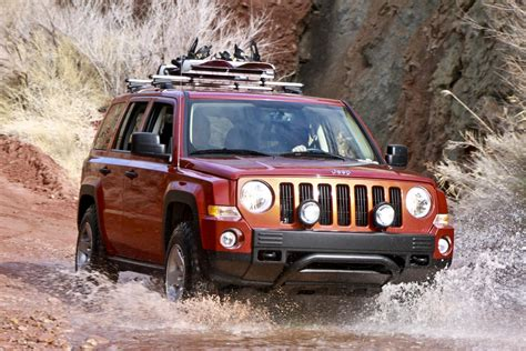 jeep patriot off road 2010 jeep patriot extreme conceptcarz com