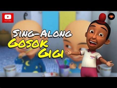 Download Lagu Mp3 Gosok Gigi Upin Ipin | krisis energi mari menghemat penggunaan listrik download