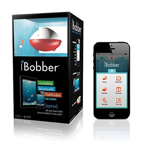 Jual Fish Finder Android by Awardwiki Ibobber Wireless Bluetooth Smart Fish Finder