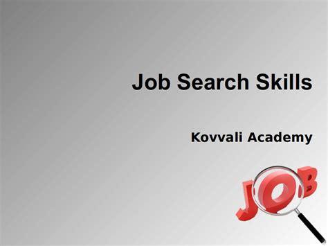search skills kovvali academy innovative interesting and inspiring