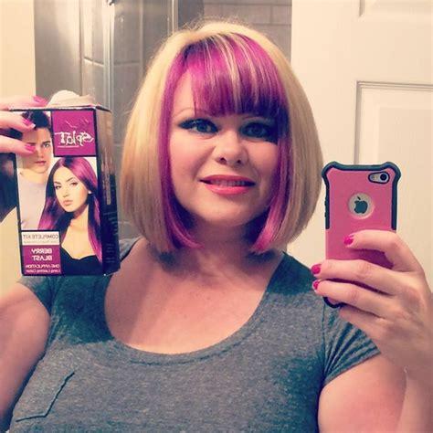 splat hair ideas splat hair color berry blast hair color pinterest