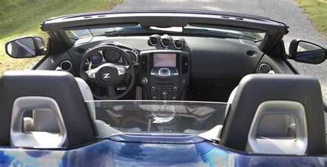 nissan roadster interior 2014 nissan 370z roadster interior photo elevated view