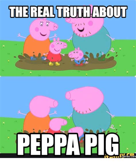 Peppa Pig Meme - 25 best memes about cartoon pepper pig cartoon pepper