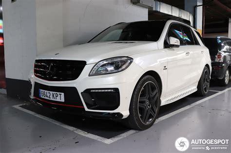 Ml Mercedes 2019 by Mercedes Ml 63 Amg W166 16 Fvrier 2019 Autogespot
