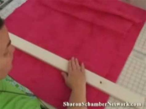 quilting basting tutorial hand basting a quilt p 1 youtube
