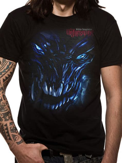 Within Temptation Tshirt within temptation beast t shirt tm shop