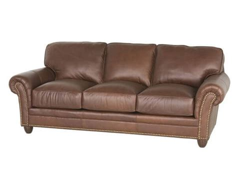 Handmade Leather Furniture - handmade leather sofa classic leather keswick 693