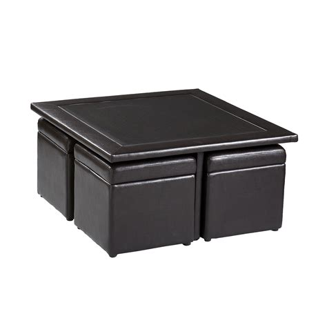 nylo storage cube table set kitchen dining