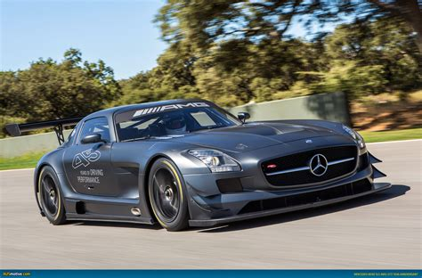 Mercedes Sls Amg by Ausmotive 187 Mercedes Sls Amg Gt3 45th Anniversary