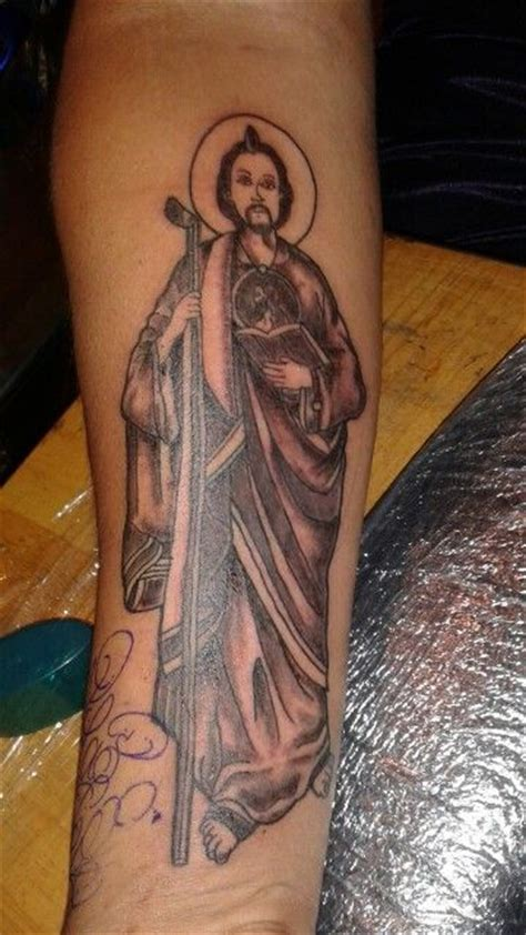 san judas tadeo tattoos 78 best apostol san judas tadeo pariente de jesus images