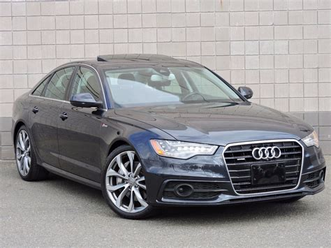 2013 audi a6 used 2013 audi a6 3 0t prestige at auto house usa saugus