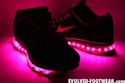 Nike Shoes That Light Up by 1000 Images About Womens Light Up Custom Shoes On
