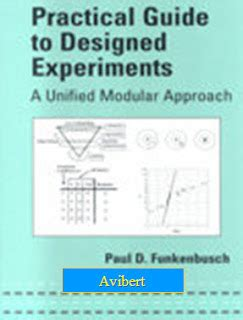 design of experiment manual avibert design of experiments practical guide by paul d