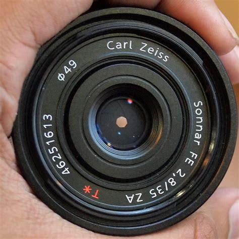 Lensa Sony Fe Zeiss 35mm F 1 4 G jual sony zeiss fe 35mm f 2 8 mulus gudang kamera