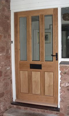 Fitting Front Door Bespoke Doors Bristol Joinery