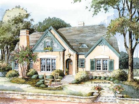 English Country Cottage House Plans At Dream Home Source English Cottage House Plans