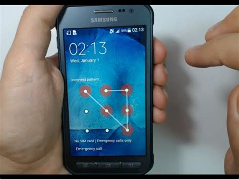 reset samsung xcover 3 samsung galaxy xcover 3 g388f how to remove pattern lock