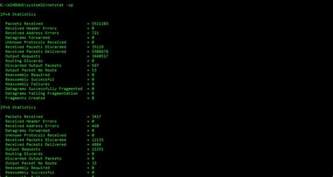 Foreign Address Lookup How To Use Netstat Commands To Monitor Network On Windows Using Cmd