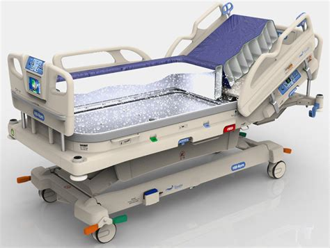 hill roms  envella air fluidized therapy bed promises
