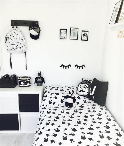 Desain Kamar Hitam Putih | 18 model desain kamar tidur hitam putih terbaru 2018
