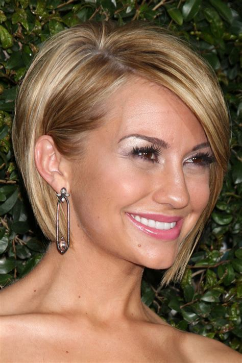 who cuts chelsea kane s hair chelsea kane straight honey blonde bob hairstyle steal