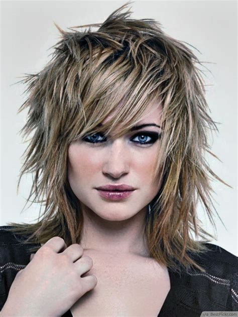shoulder length spiky punk hair ladies hair styles 17 best ideas about short punk hairstyles on pinterest