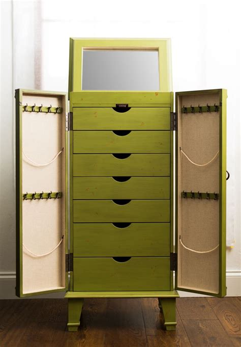 cabby jewelry armoire jewelry armoire jewelry armoire pinterest green