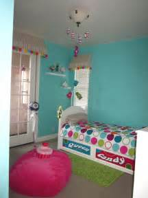 Candy Themed Bedroom My Daughters Candy Themed Bedroom Sydneys Room Pinterest