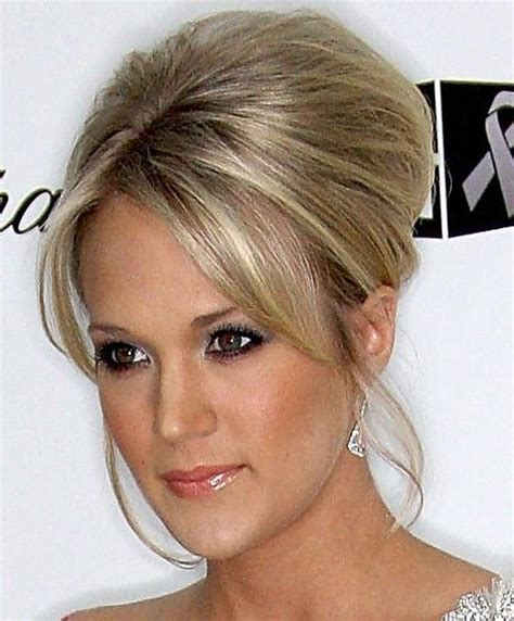 blonde hairstyles updo beehive hairstyle page 13