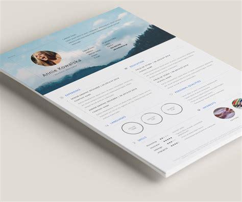 10 beautiful free resume templates 2018 themelibs