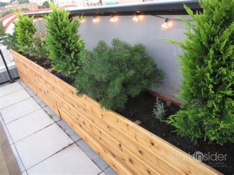 Vegetable Planters For Deck by Best 25 Planter Box Plans Ideas On Wooden