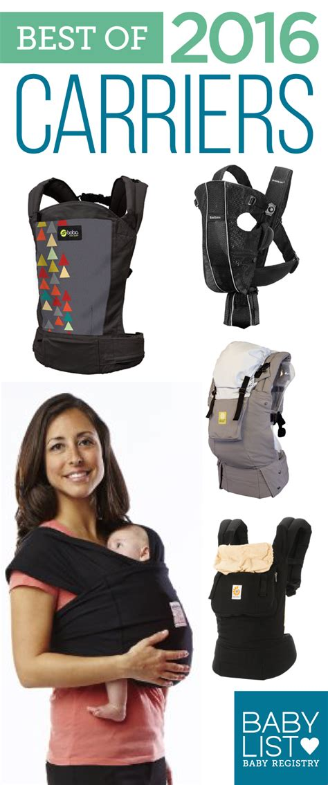 best baby carrier best baby carriers of 2016