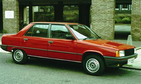 image gallery renault 9 turbo 1987