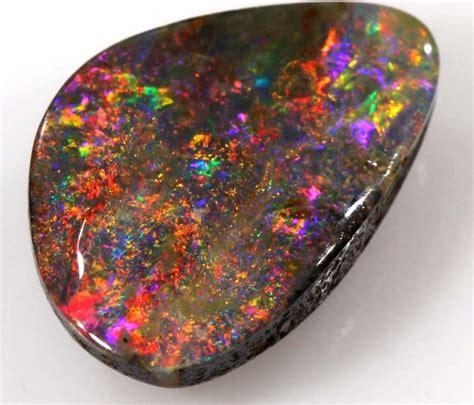 Opal 3 25 Cts boulder opal polished 3 25 cts inv 244