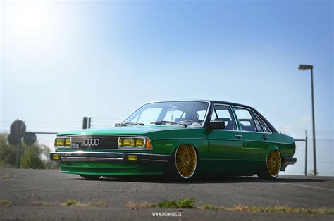 Audi Typ 43 by Andreas Audi 100 Typ 43 C Rowdies