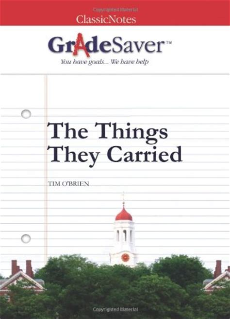 The Things They Carried Analysis Essay by Mini Store Gradesaver